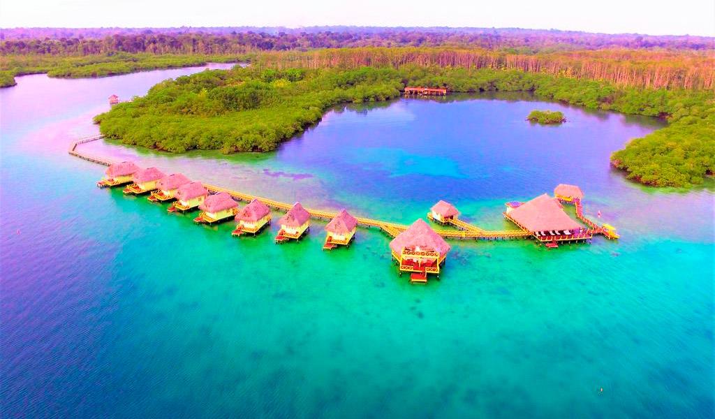 Caracol- Panama, thiên đường nghỉ dưỡng độc đáo.