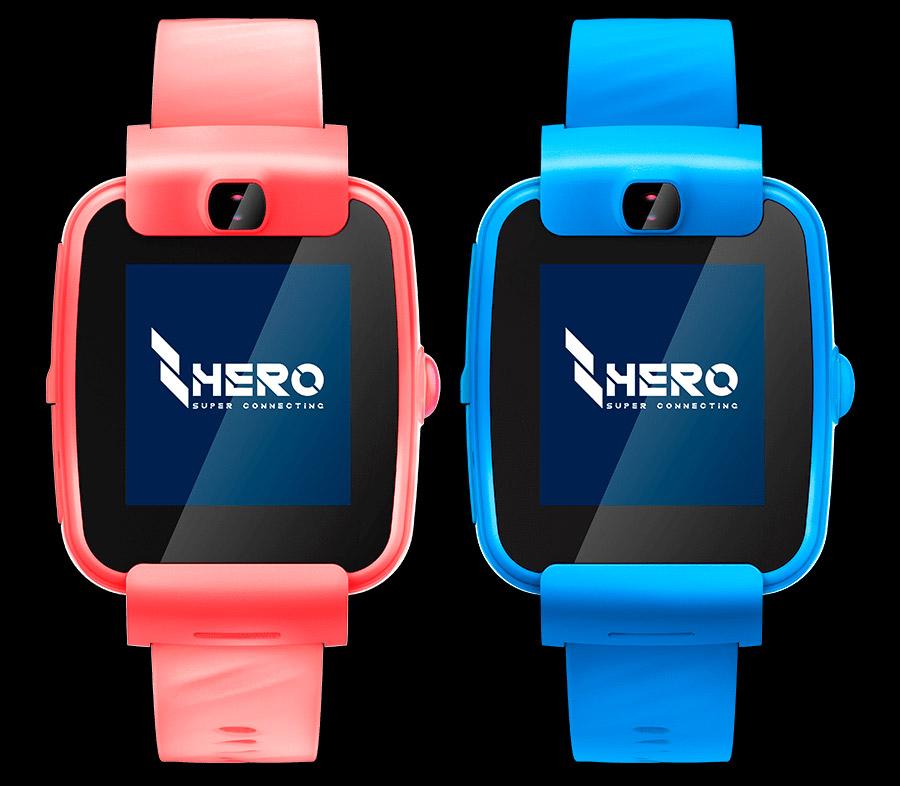 Đồng hồ, Masstel Hero, biến trẻ thành siêu anh hùng.