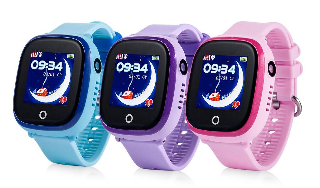 GW400X, một chiếc đồng hồ định vị chính hãng Wonlex.