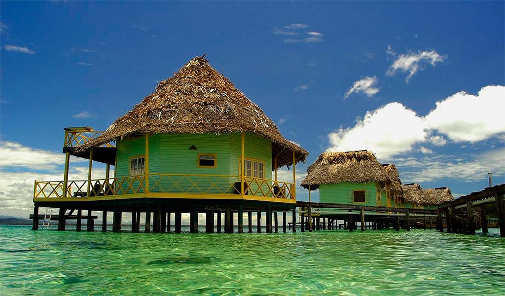 Caracol- Panama, khu nghỉ dưỡng thanh bình, yên tĩnh.