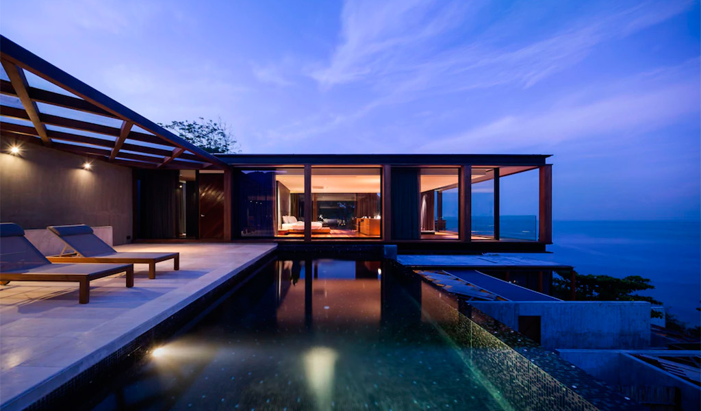 The Naka Phuket, khu nghỉ dưỡng tuyệt vời tại Thái Lan.