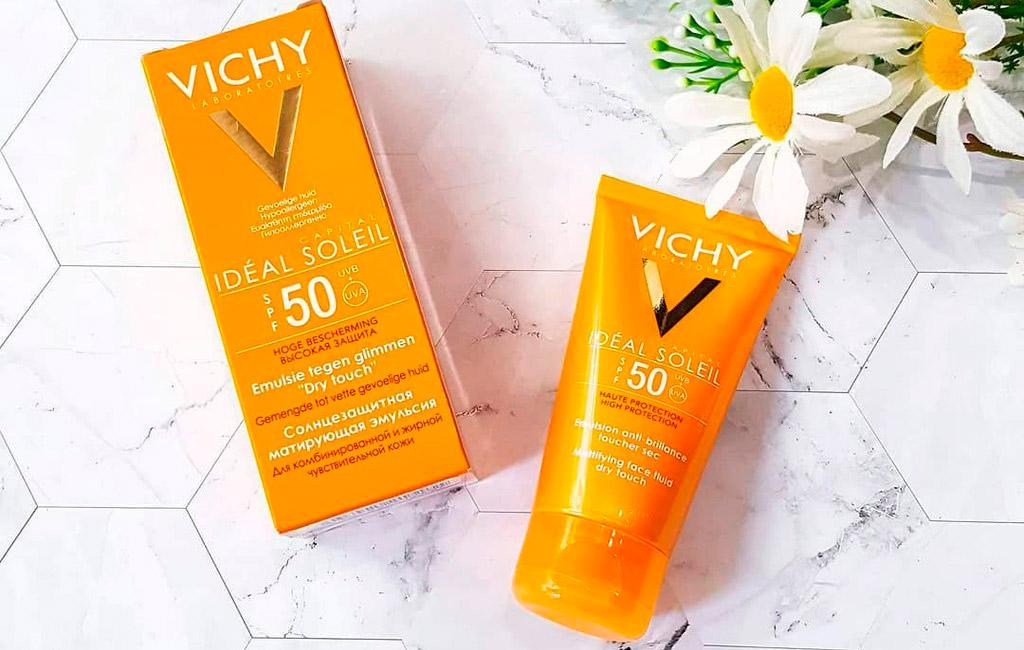 Chống nắng Vichy được ưa chuộng trên thị trường Việt Nam.