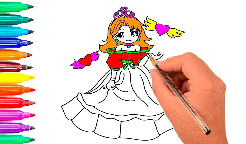 Đồ chơi vẽ tranh, kích thích khả năng hội họa trong trẻ.
