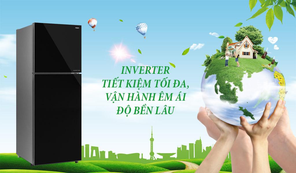 Aqua Inverter, mang lại những trải nghiệm thú vị cho người sử dụng.