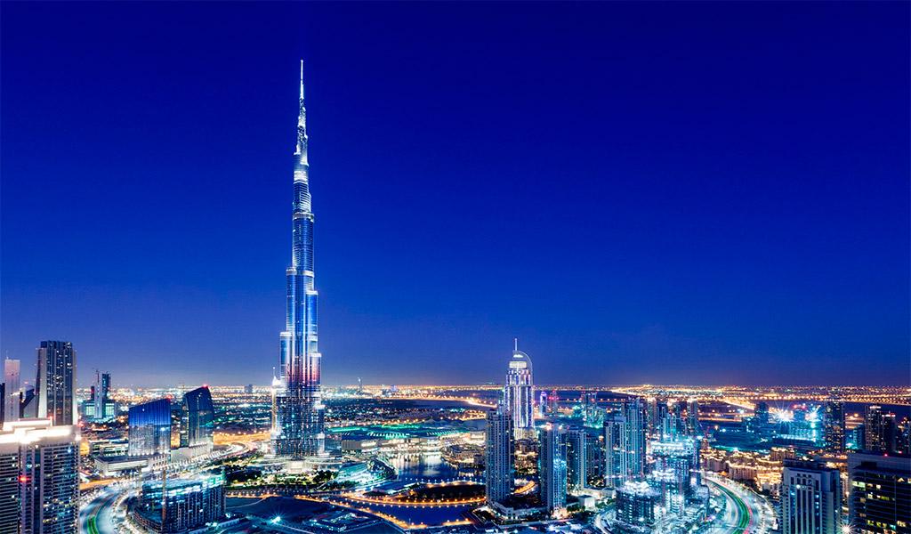 Burj Khalifa, tòa nhà cao nhất thế giới hiện nay