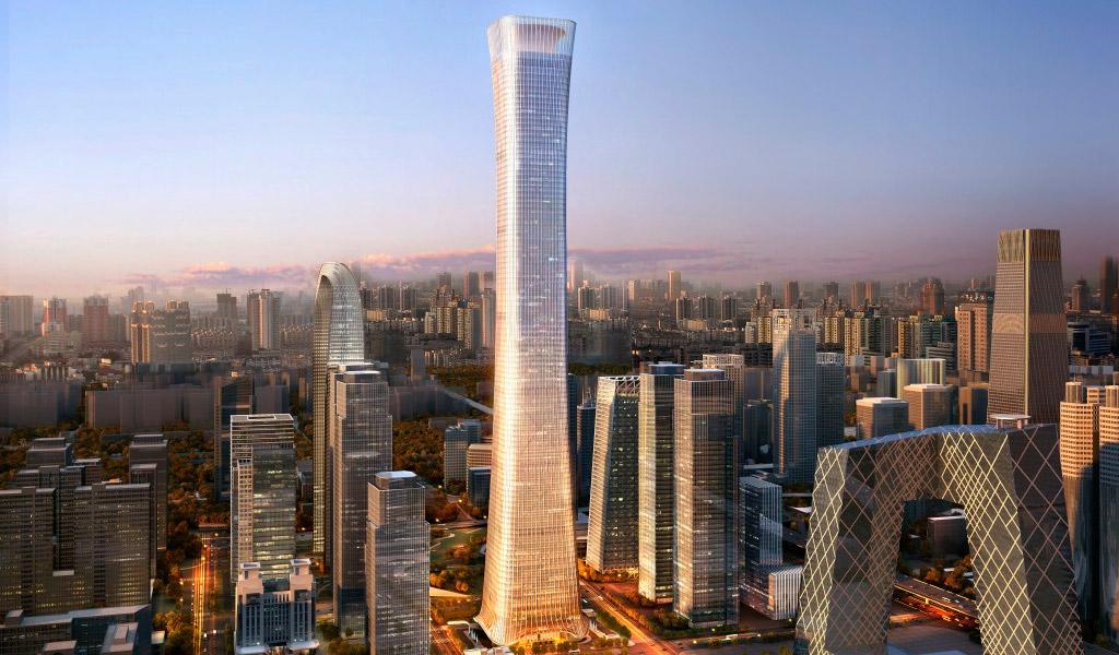 China Zun, bắc Kinh mang nét đẹp vượt thời gian