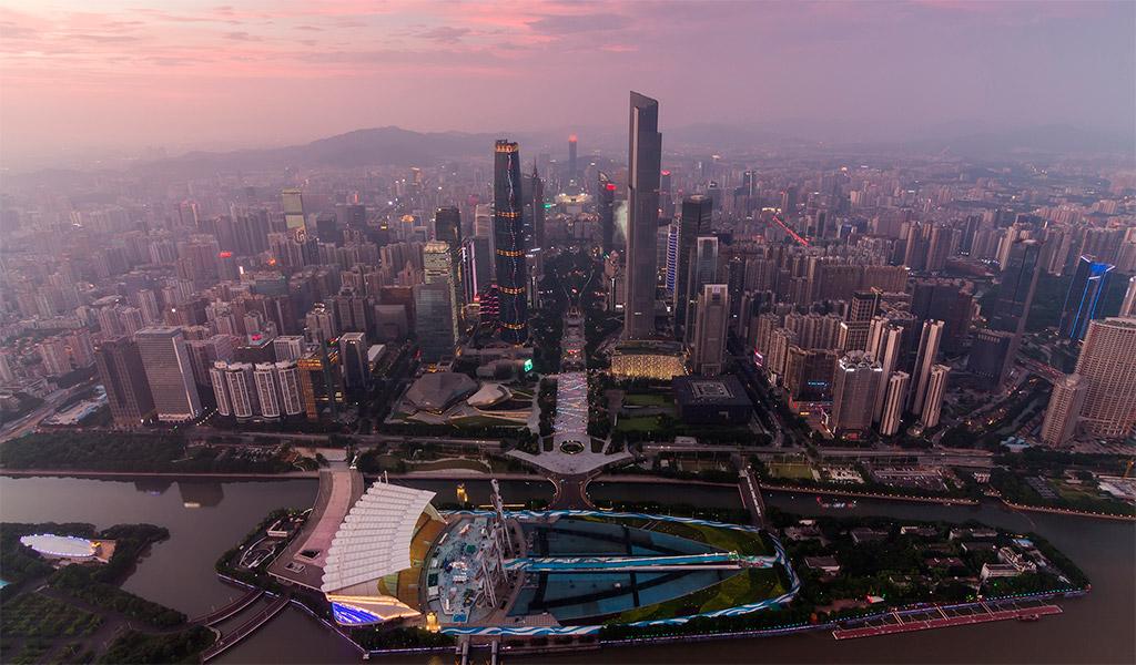 Guangzhou CTF Finance Center, tòa nhà 103 tầng