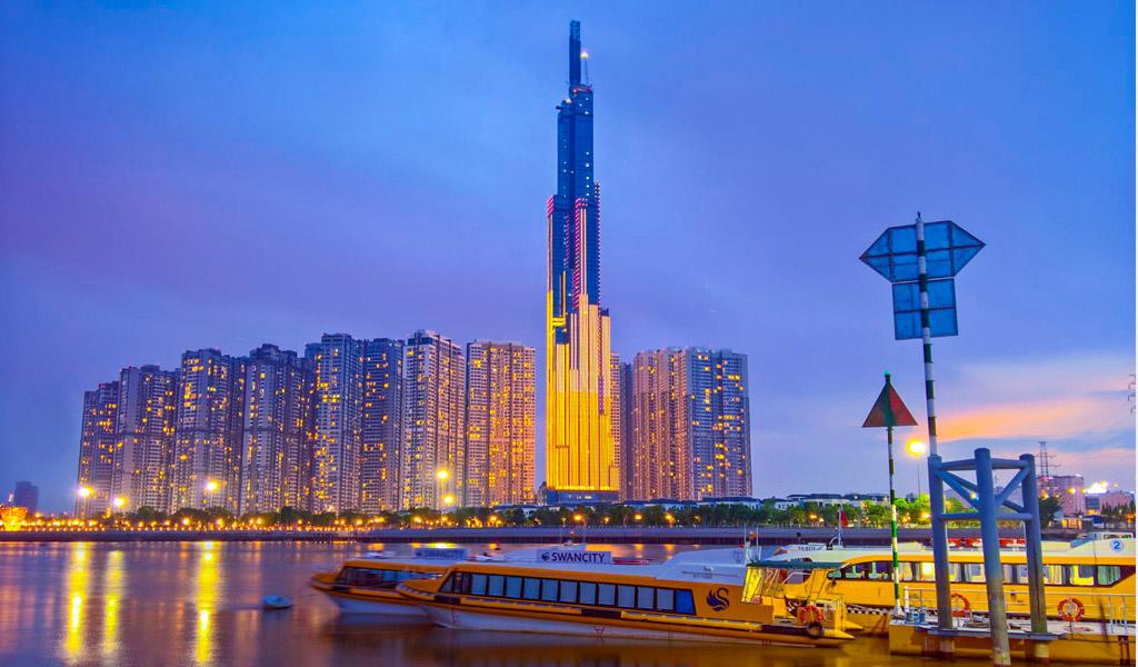 Landmark 81, tòa nhà cao nhất tại Việt Nam