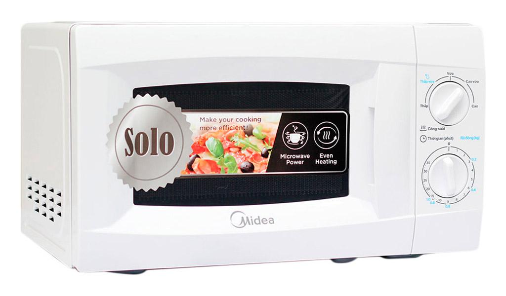 Midea MMO-20KE1, một trong những chiếc lò vi sóng bán chạy.