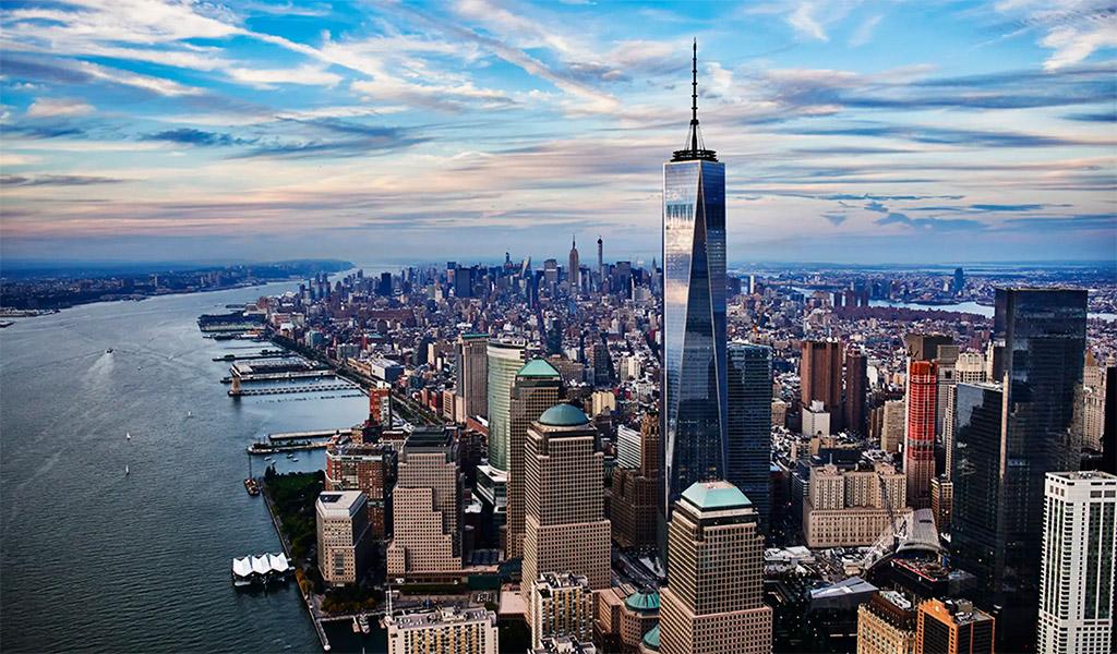One World Trade Center, tòa nhà cao nhất tại Hoa Kỳ