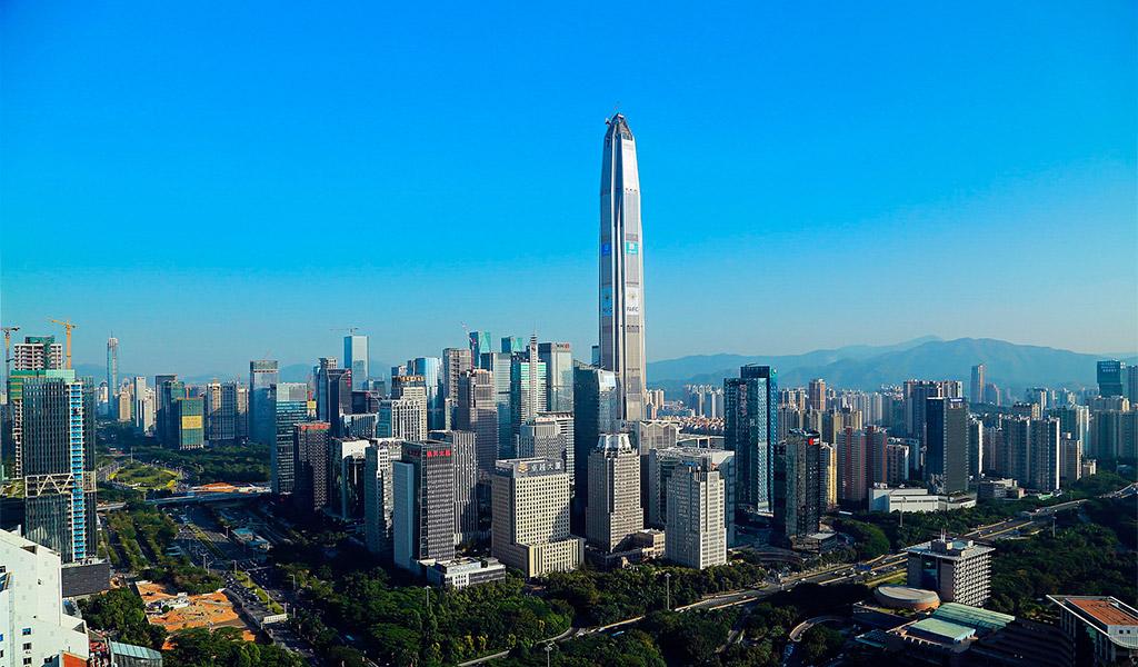 Ping An Finance Center, công trình xây dựng vĩ đại, bậc nhất tại Trung Hoa