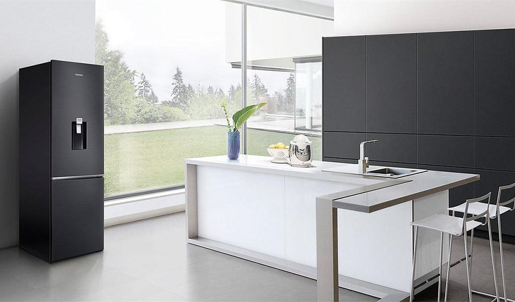 Tủ lạnh Samsung Inverter vận hành êm ái, tiết kiệm tối ưu.