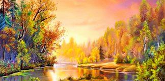 Top 5 bức tranh sơn dầu đẹp hông thể bỏ qua