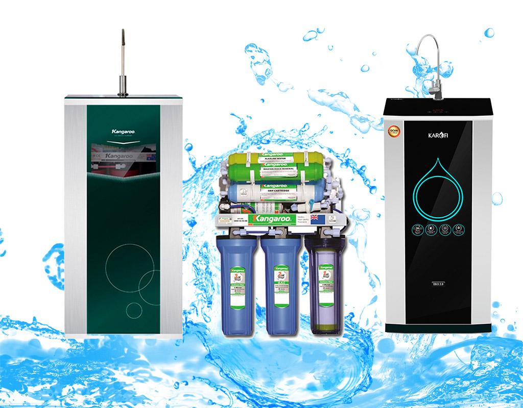 Top 10 máy lọc nước tốt nhất, bán chạy nhất 2019