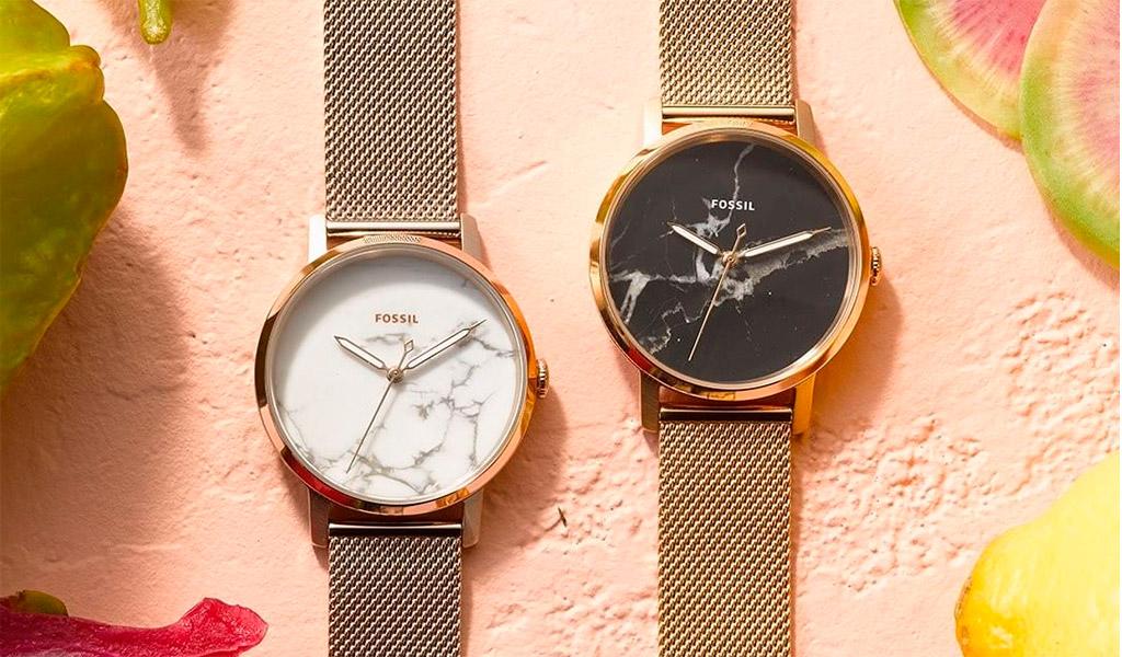 Fossil, đồng hồ đeo tay nữ đẹp, chất lượng