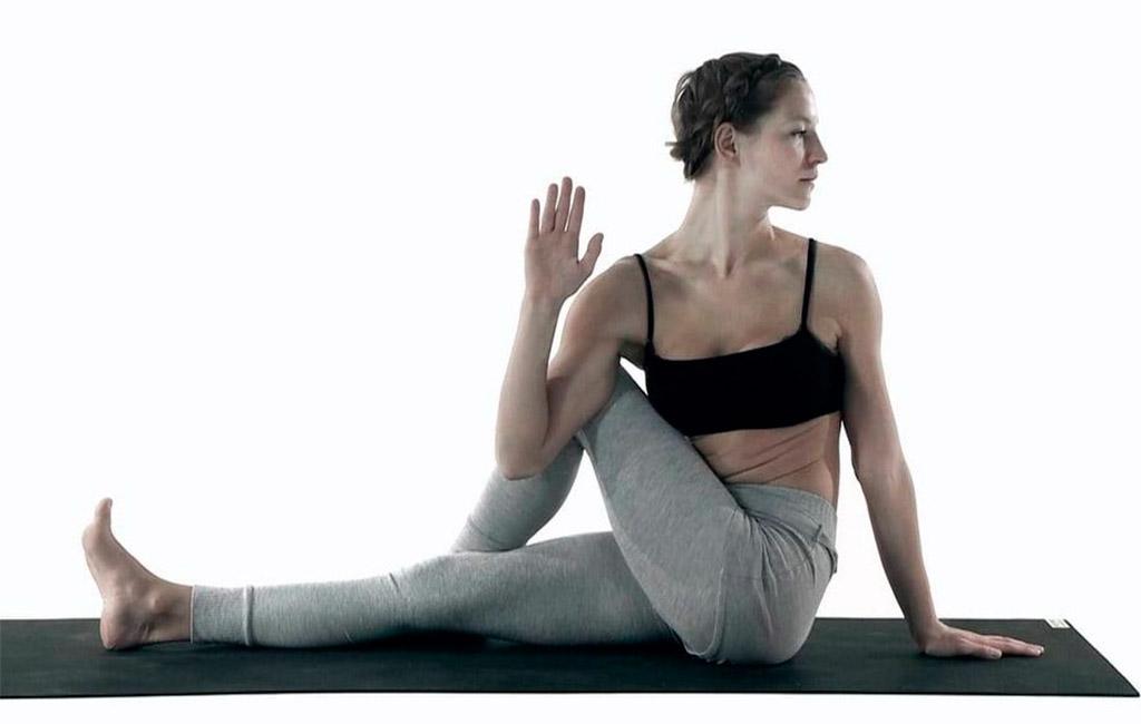 Tư thế ngồi vặn ình, bài tập Yoga tại nhà hiệu quả