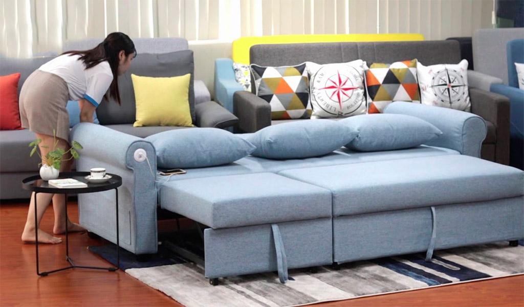 Ghế sofa, đồ nội thất thông minh độc đáo, phá cách