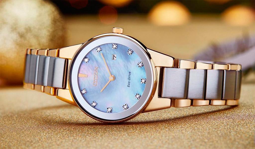 Citizen, đồng hồ thời trang tinh tế