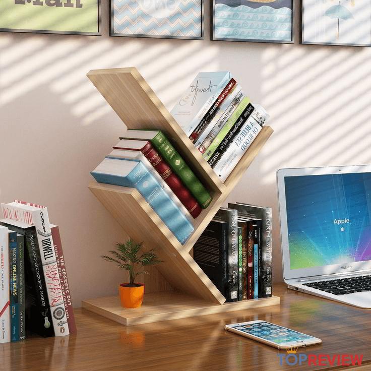 kệ sách gỗ mini để bàn