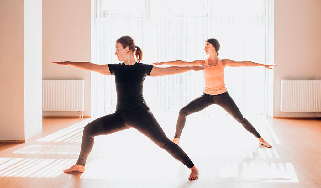 Tư thế chiến binh, bài tập Yoga tại nhà mạnh mẽ