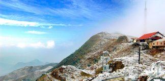 Top 3 địa điểm du lịch mùa đông hấp dẫn không thể bỏ qua.