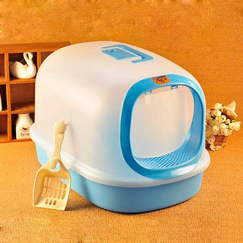 Nhà vệ sinh Ag+, nhà vệ sinh chất lượng cho mèo