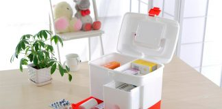 Top 10 vật dụng chăm sóc sức khỏe cần có trong nhà