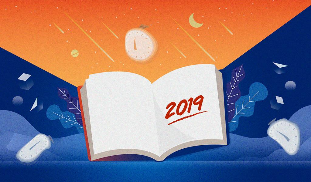 Top 5 quyển sách hay nên đọc 2019.