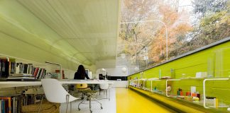 Top 5 thiết kế văn phòng đẹp nhất thế giới