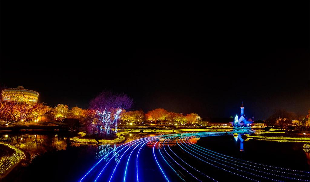 Lễ hội ánh sáng mùa đông, lễ hội thú vị bậc nhất