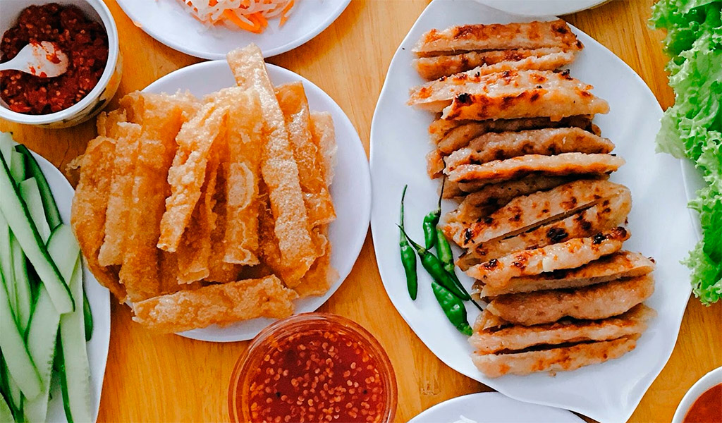 Nem Nướng, món ăn thơm ngon, nổi tiếng tại Đà Lạt