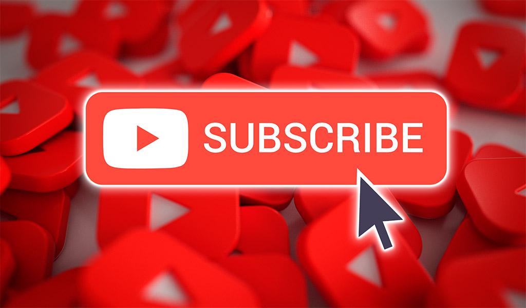 Sử dụng nút đăng ký trên Website, cách tăng  Subscribe cho kênh Youtube nhanh và hiệu quả nhất