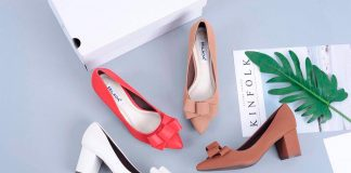 Top 3 thương hiệu giày cao gót đẹp hợp thời mà bạn nên mua