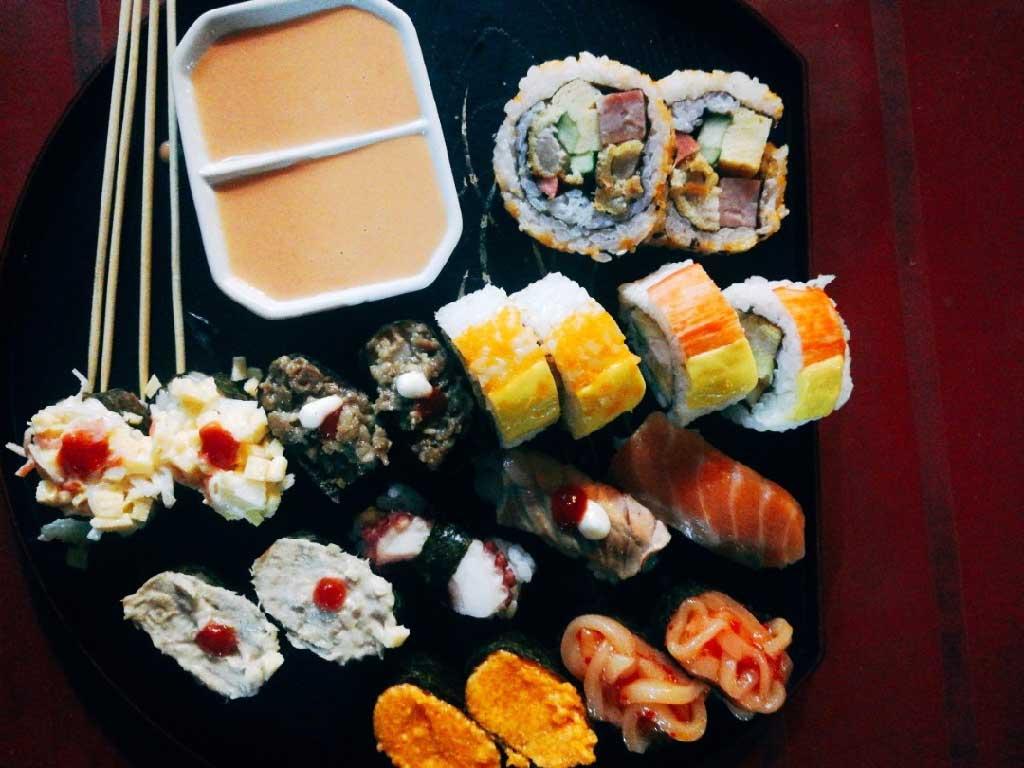 Sushi đường Sư Vạn Hạnh