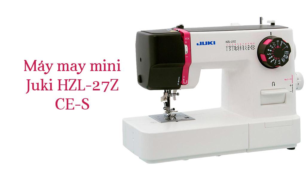 Máy may gia đình Juki HZL-27Z CE-S