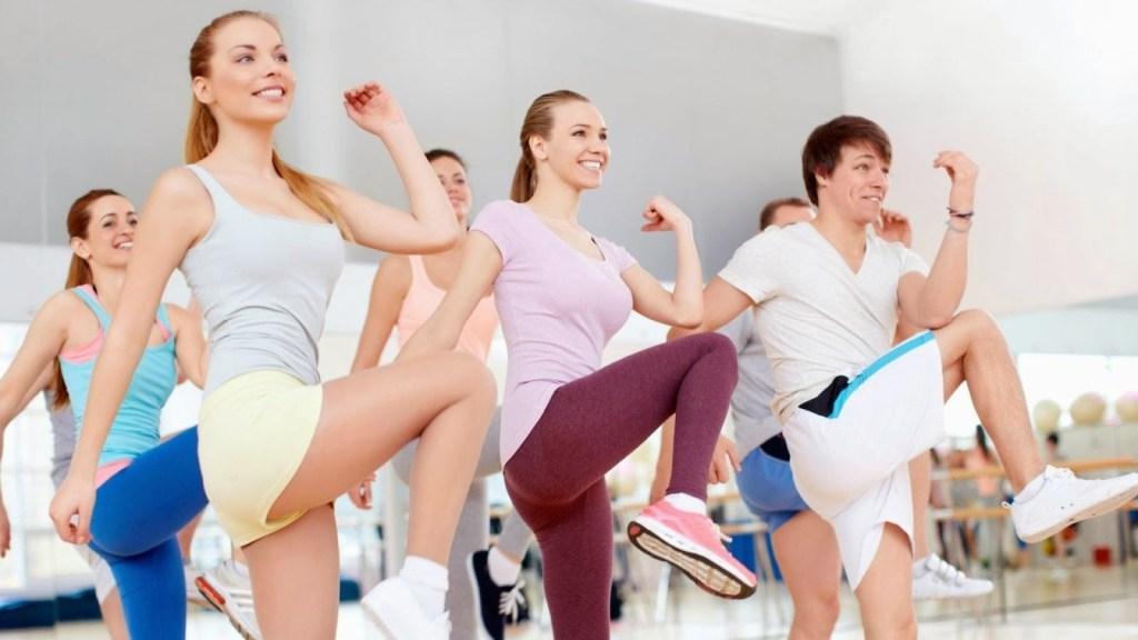 Nhảy Aerobic là giải pháp giảm cân tạo dáng được nhiều người chọn lựa