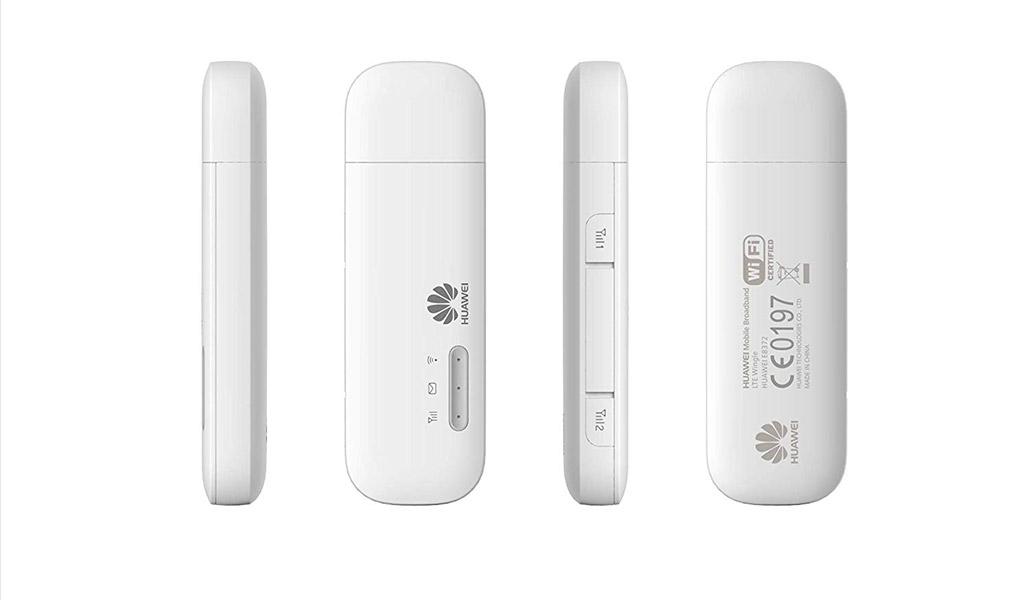 Bộ phát WiFi di động 4G Lte Huawei E8372 với khả năng kết nối tốt