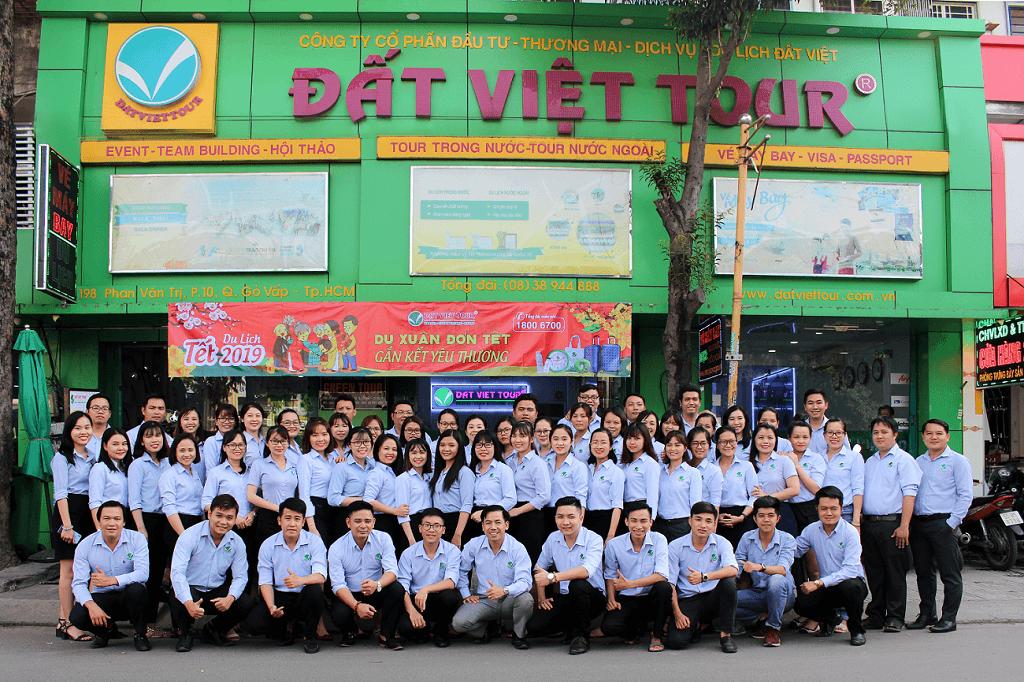 Đất Việt luôn cập nhật và sáng tạo để có thể tạo nên những sự khác biệt