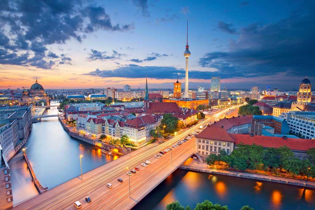 Đức top địa điểm du lịch phải đi một lần trong đời
