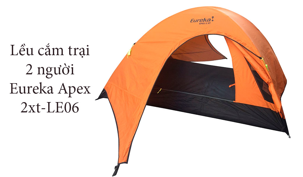 Lều cắm trại 2 người Eureka Apex 2xt-LE06