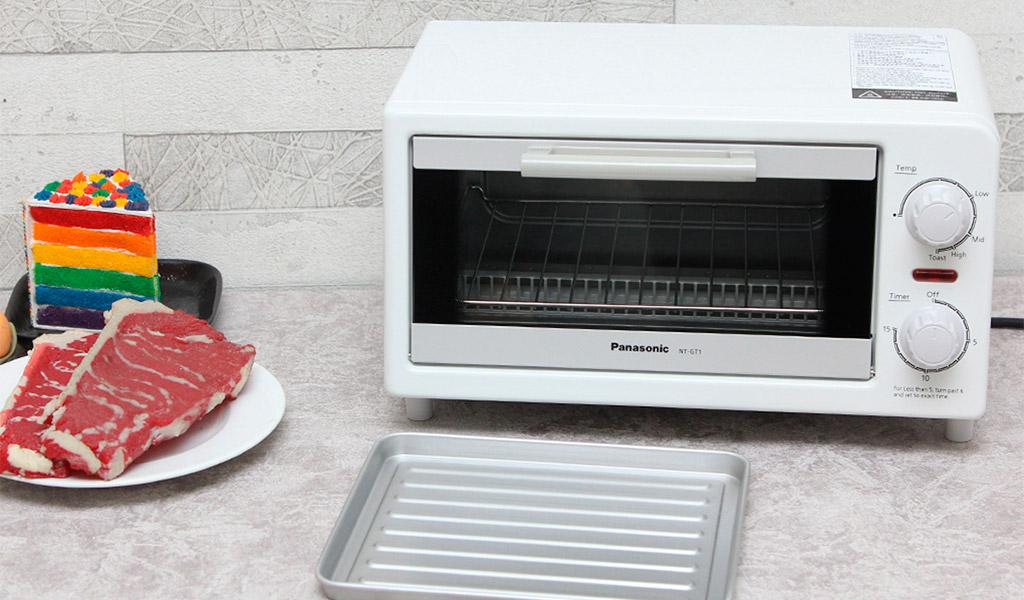 Nên mua lò nướng loại nào, nên mua lò nướng Panasonic