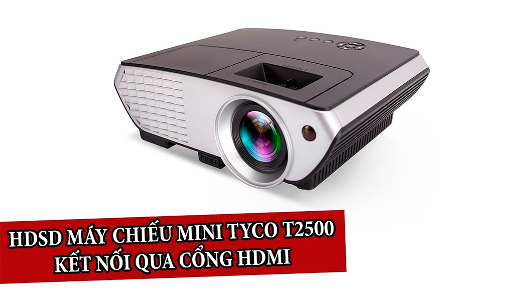 Máy chiếu mini bỏ túi Tyco T2500