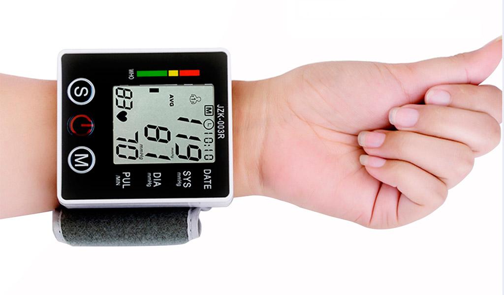Máy đo huyết áp cổ tay Monitor JZK-003R