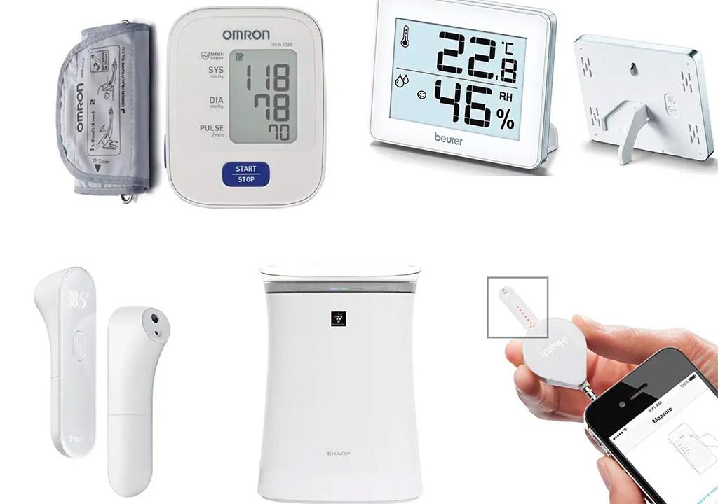 Cách đo huyết áp với máy Đo huyết áp Omron HEM-7120