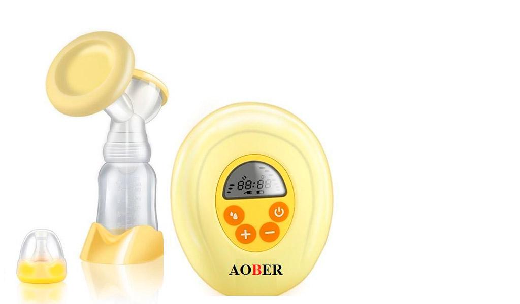 Aober, loại máy vắt sữa hàng đầu đến từ Châu Âu