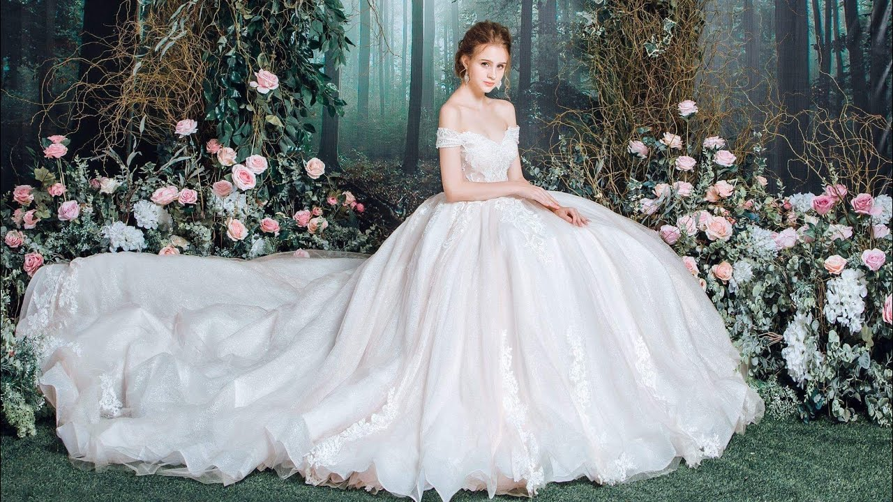 những mẫu áo cưới đẹp nhất ai cũng muốn