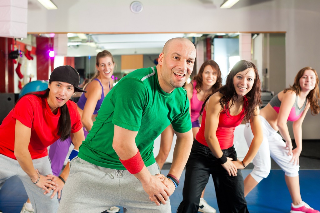 Sau mỗi buổi luyện tập bạn sẽ cảm thấy vui vẻ thoải mái