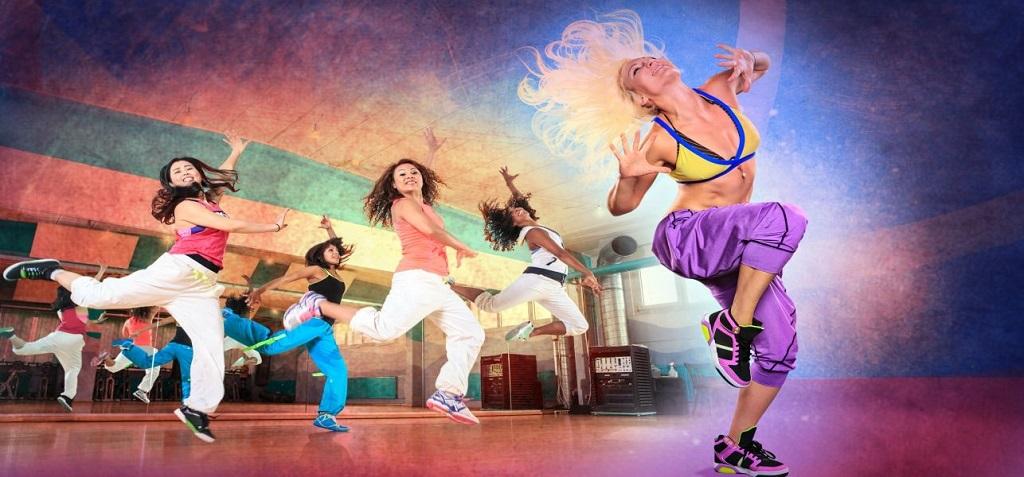 Nhảy zumba sẽ giúp bạn cảm thấy vui vẻ thoải mái và giải tỏa căng thẳng