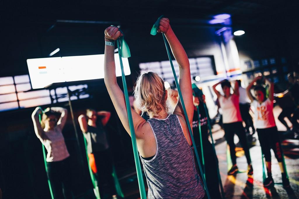 Nhảy zumba giúp vóc dáng cân đối hơn