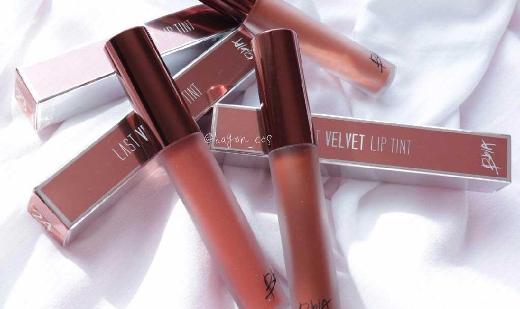 Son Bbia Velvet Lip Tint  – 25
